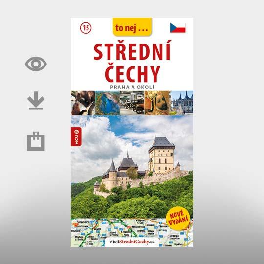 Central Bohemia Region, photo by: Archiv Vydavatelství MCU s.r.o.