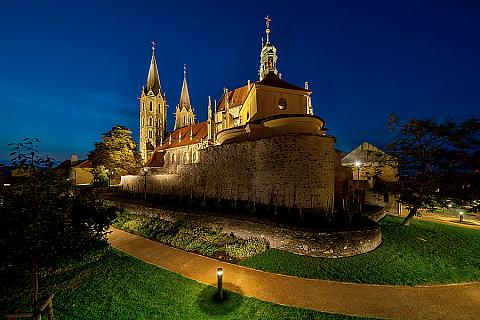 The Mladá Boleslav Castle (today a museum) has its foundations in the 12th century. Its original Gothic core gave way to a Renaissance reconstruction in the 16th century, which is the most visible today, photo by: Archiv Vydavatelství MCU s.r.o.