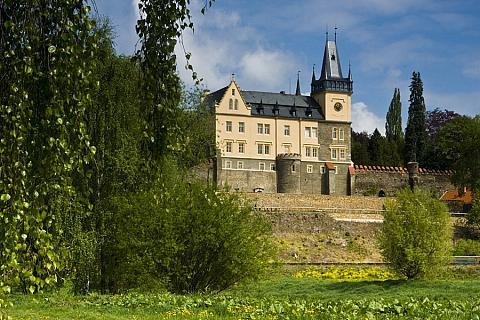 Křivoklát, královský hrad z počátku 12. století, foto: Archiv Vydavatelství MCU s.r.o.