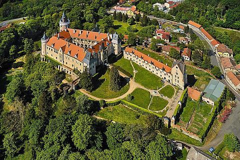 Prague Castle panorama, photo by: Archiv Vydavatelství MCU s.r.o.