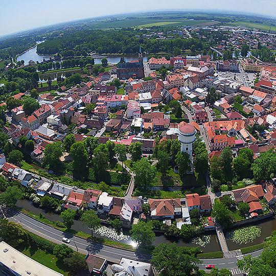Žleby – watchtower of the Neo-Gothic chateau, photo by: Archiv Vydavatelství MCU s.r.o.