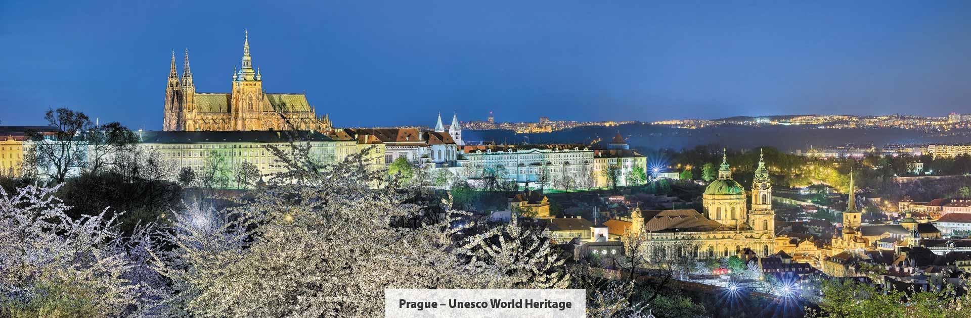 Praha - Unesco World Heritage